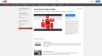 Screenshot Youtube für Nonprofits
